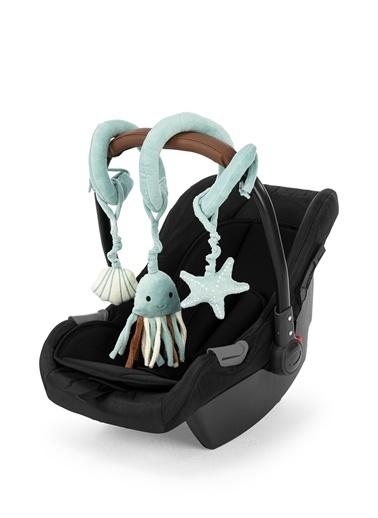 Wellgro Wellgro Sarmal Puset, Bebek Arabası Oyuncağı Renkli